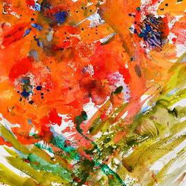 Beverley Harper Tinsley - Poppies in a Hurricane