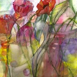 Claudia Smaletz - Poppies in the Sun