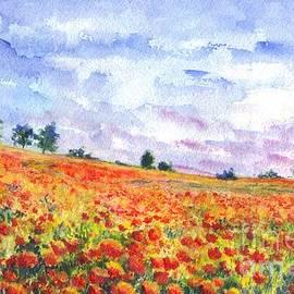 Carol Wisniewski - Poppy Field