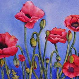 Eva Nichols - Poppy Fields Forever