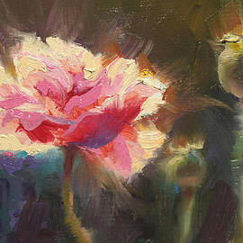 Karen Whitworth - Poppy Glow