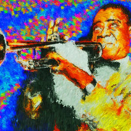 Kevin Rogerson - POPS Louis Armstrong