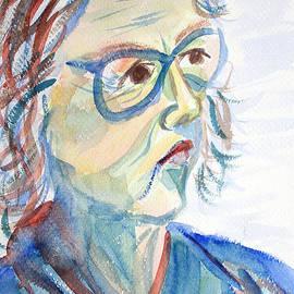 Asha Carolyn Young - Popular Art Professor