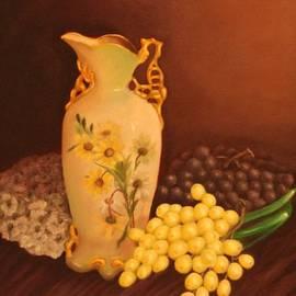 Lou Magoncia - Porcelain Vase