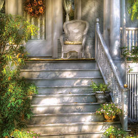 Mike Savad - Porch - Westfield NJ - Grannies Porch