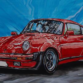 Juan Mendez - Porsche 911