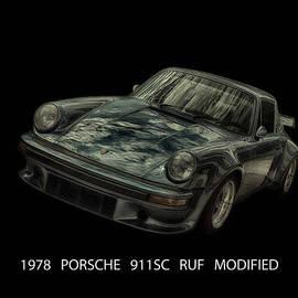 Chuck Caramella - Porsche  911sc