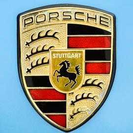 Jill Reger - Porsche Hood Emblem - 0062c45