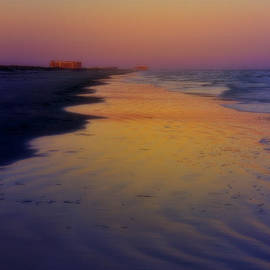 Ellen Heaverlo - Port Aransas Sunset