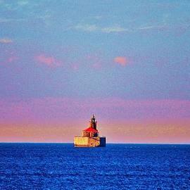 Daniel Thompson - Port Austin Reef Light