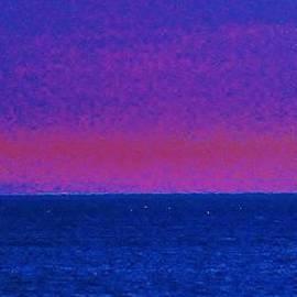 Daniel Thompson - Port Austin Reef Lighthouse Sunset