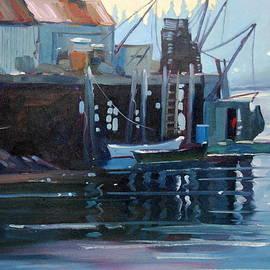Len Stomski - Port Clyde Maine