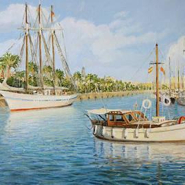 Kiril Stanchev - Port Vell in Barcelona