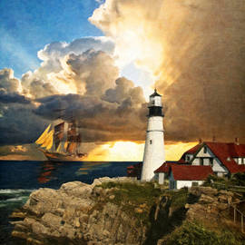 Lianne Schneider - Portland Head Lighthouse