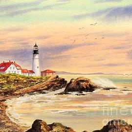 Bill Holkham - Portland Head Lighthouse Maine