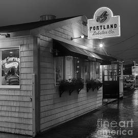 Jerry Fornarotto - Portland Lobster Company BW