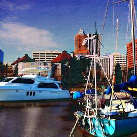 CJ Anderson - Portland Waterfront