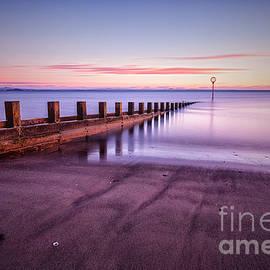 John Farnan - Portobelo Beach Edinburgh