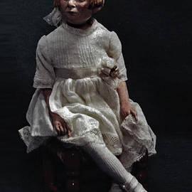 Cecily Mitchell - Portrait 1914