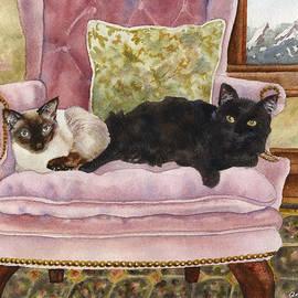 Anne Gifford - Portrait in Pink