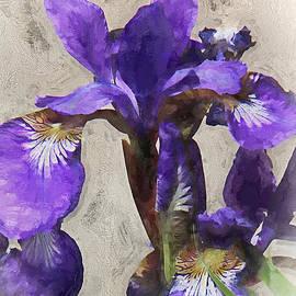 Rene Crystal - Portrait In Purple
