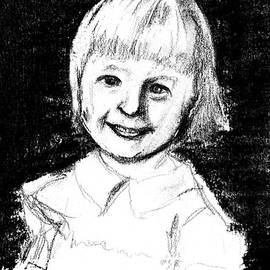 Max Kushner - portrait of child