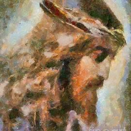 Dragica  Micki Fortuna - Portrait Of Christ