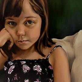 Jolante Hesse - Watchful Girl