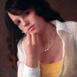 Charles Pompilius - Portrait of Haley