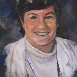 Lenore Senior - Portrait of Lenore by Sharon Burger