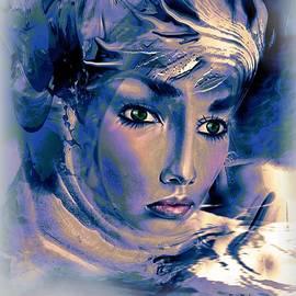 Doris Wood - Portriat of Ana
