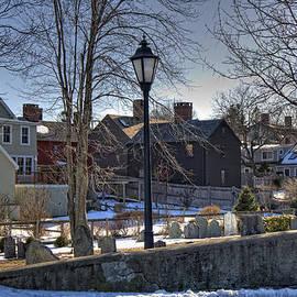 Joann Vitali - Portsmouth Winter