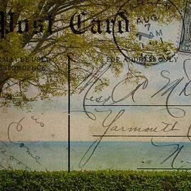 Cristina-Velina Ion - Post Card from Balchik to US