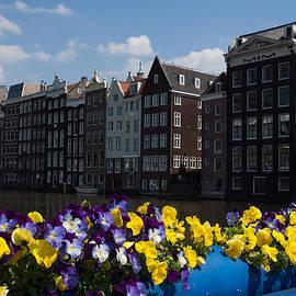 Georgia Mizuleva - Postcard from Amsterdam
