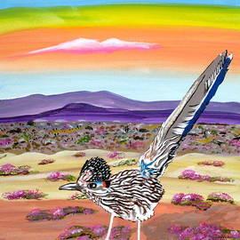 Phyllis Kaltenbach - Posy The Roadrunner