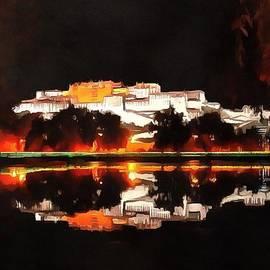 Mario Carini - Potala Palace Night View