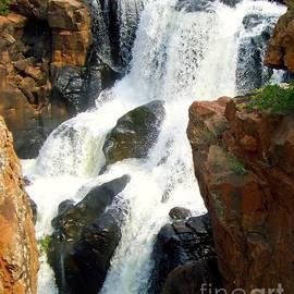 Barbie Corbett-Newmin - Potholes and Waterfalls