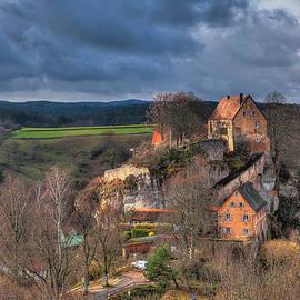Shirley Radabaugh - Pottenstein Castle