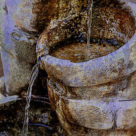 Janice Rae Pariza - Pottery Water Fountain