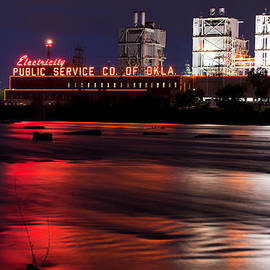 Gregory Ballos - Power on the River - Tulsa Oklahoma