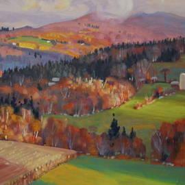 Len Stomski - Pownel Vermont