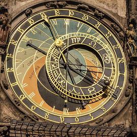 Joan Carroll - Prague Astronomical Clock