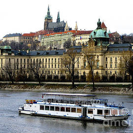 Don Kenworthy - Prague by the Water