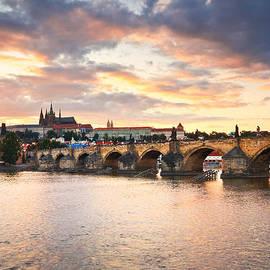 Milan Gonda - Prague Panorama