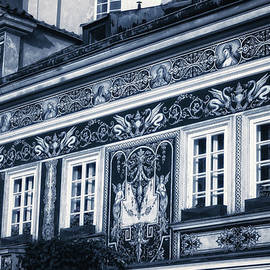 Joan Carroll - Prague Sgraffito