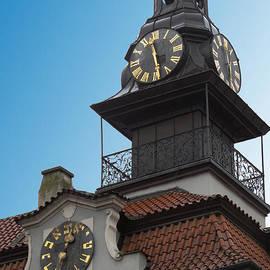 Ann Horn - Prague Time