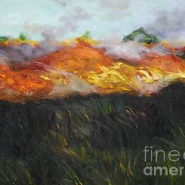 Leisa Shannon Corbett - Prairie Burn