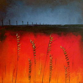 Carolyn Doe - Prairie Grass