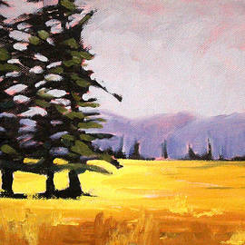 Nancy Merkle - Prairie Pines