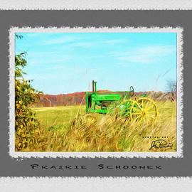 Joe Paradis - Prairie Schooner